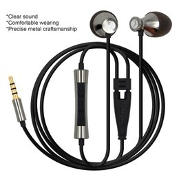 Wholesale Earphones Seal Box - 2017 New Brand name JOYEEN OEM Professional Sound level metalhearingHeadset in ear headset earphones seal box with free shipping
