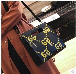 Wholesale Small Pvc Shopping Bags - Free shipping 2017 newest famous brand freeshipping fashion 2017 newest brand Bags Women Handbag Shoulder Bags shopping Bags Bolsa