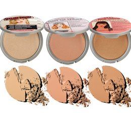 Wholesale Mary Cosmetics - Wholesale-NEW Cosmetic Brand Makeup Mary-Lou   Betty-Lou   Cindy-Lou Manizer Highlight Face Pressed Powder Bronzer & Highlighter Palette