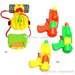 Wholesale Kids Submachine Gun - Kids Summer Water Guns Squirt Toy Children Beach Pistol Cool Outdoor Gifts A00095