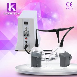 Wholesale Nipple Cupping - Multifunction Far Infrared Breast Enlargement Machine For Breast Lift+Body Shaping breast largement nipple lifting vacuum cups