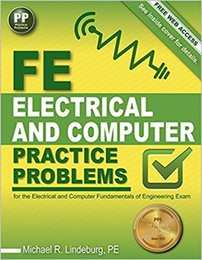 Wholesale Electronics Books - New Book: FE Electrical and computer Practice problems