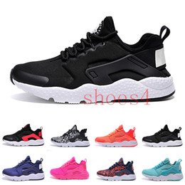Wholesale Canvas Shoes For Low Price - [With Box]Ultra low price Wholesale Hot Air Huarache Running Shoes For Womens Men, Cheap Original Quality Hot Air Huaraches Women Men Shoes