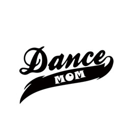 graphic stickers for cars Promo Codes - New Design Personality Car Stying Dance Mom Car Sticker For Truck Window Bumper Auto Suv Door Vinyl Graphics Decals