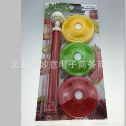 Wholesale Fresh Caps - BAKC Vacuum Pumping Fresh Keeping Cover Pickles Sealing Cap With Air Pump Kitchen Tools Easy To Use 7 5my J