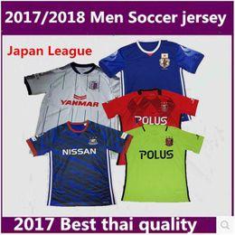 Wholesale Japan 18 - new 2017 Japan League Team Soccer Jersey 17 18 Sanfrecce Hiroshima Osaka Gamba Tokyo FC Urawa Red Diamonds Yokohama football Shirt