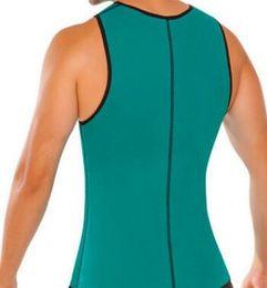 Wholesale waist cincher corset vest - 1pcs Popular Hot Mens Neoprene Sport Waist Cincher Vest Shapewear Bustiers Slimming Body Shaper Waist Trainer Corset waist cincher sauna sui