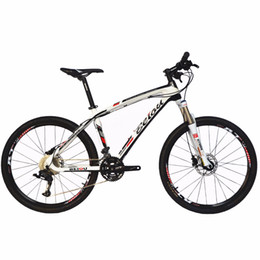 "Wholesale Toray Carbon Bike Frame - BEIOU Carbon 26-Inch Mountain Bike 17"" Frame LTWOO 30 Speed Hardtail MTB Toray T700 Fiber Ultralight 13kg CB083"