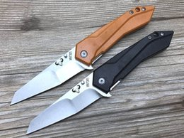 Wholesale China Camps - New China Deformity Tactical Folding Knife 440C 57HRC G10 Handle Outdoor Camping Hunting Survival Pocket Knife Military Utility EDC Tools