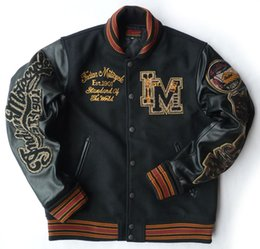 Wholesale Motorcycles Leather Jacket - Classic Men Motorcycle Leather jacket 98118 97145 ect