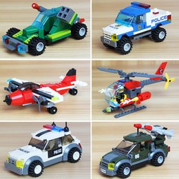 Wholesale Police Toy Car - Children's educational toys Aircraft police car Various models Aircraft police car Can be a single buy Can be set to buy children gifts