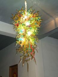 Wholesale Rustic Rattan - New Arrival Rattan Pendant Lamp Free Shipping Rustic 110v 120v LED DTY Villa Creative Hallway Lamp
