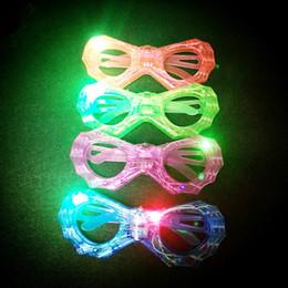 Partie Halloween Fournitures LED Glow Spiderman Lunettes Cadeau Spécial LED Flashing Lunettes de Bande Dessinée Party Décorations ? partir de fabricateur