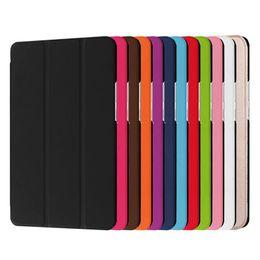 8.4 cubrir online-DOLMOBILE Flip Funda de cuero PU para Huawei MediaPad M3 8.4 pulgadas BTV-W09 BTV-DL09 Tablet + Protector de pantalla transparente