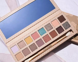 Wholesale Brush Loves - Kylie Jenners 16 color Take me love vocation edition Eyeshadow palette with brush Cosmetics The new 16 color Eyeshadow free shipping dhl