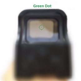 Wholesale Red Dot Gun - 551 552 Red Green Dot Holographic Sight Scope Hunting Red Dot Reflex Sight Riflescope With 20mm Rail Mount For Airsoft Gun