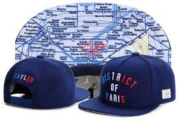 Wholesale Custom Embroidered Snapbacks - New Snapback Hats Cap Cayler Sons Snap back Baseball football basketball custom Caps adjustable Hat Hip hop Hats