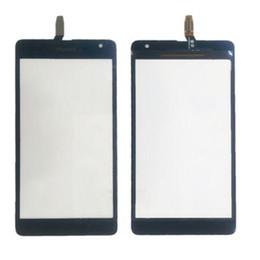 Schermo di tocco lumia 625 online-DHL libera il trasporto per il convertitore analogico / digitale del pannello di vetro del touch screen di NOKIA Lumia 625 parte di alta qualità di ricambio