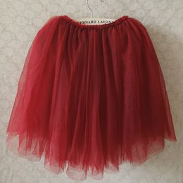 Wholesale Pettiskirt High Quality - High Quality Summer Girls TuTu Dress Girls Dress Children's Clothing kids Butterfly Ruffle Pettiskirt Child Mini Skirt Princess Skirts