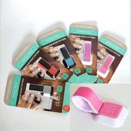 Wholesale Ipad Glue - Ungrip mobile Buckle finger grip Phone holder finger Ring Lazy Stent UN grip strap 3M glue bracket holders for iphone 8 7 samsung s8 ipad
