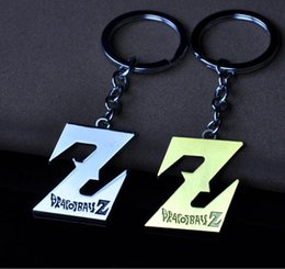 hot anime girl figures Coupons - Hot !1pcs Cartoon Keyring Anime Dragon Ball keychain Z Figure Pendant Key Chain Holder Souvenir for Women Men Can Choose