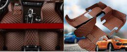 Canada 5D Full Surrounded couture coudre tapis de sol pour voiture pour PEUGEOT 508 2016 Offre