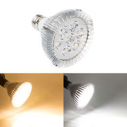 Wholesale 277v E27 - Led bulb par38 par30 par20 85-277V 5W 7W 9W 12W 15W 18W E27 LED Lighting Spot Lamp light downlight