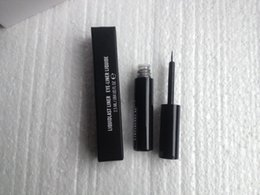 Buona qualità Trucco Waterproof eyeliner liquidlast eye-liner liquido 2.5 ml ponit Nero Nuovo Trasporto libero da