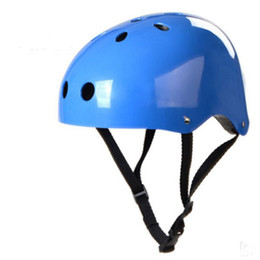 Wholesale Black Street Bikes - Ultralight High Quality Street Dance Safety Helmet Fashion Outdoor Gear 360g 8 Color Size S M L Bicycle Helmet Bike Parts