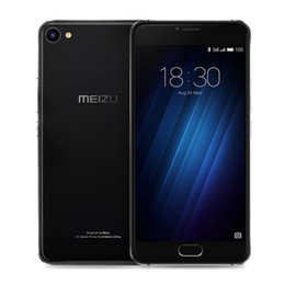 "16gb mp3 glasses Promo Codes - Unlocked Original Meizu M U10 Mobile Phone MTK6750 Octa Core 2GB 3GB RAM 16GB 32GB ROM Android 5.0"" 2.5D Glass 13.0MP Face AE 4G Cell Phone"