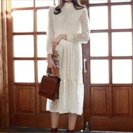Wholesale Dresses Bud Render - new 2017free shipping Maternity Clothing Maternity Dresses mother dresses spring and autumn pregnant woman Bud silk skirt render