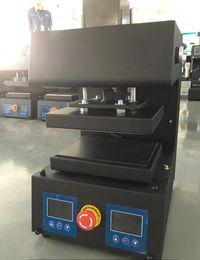 Wholesale Heating Panels - 2017 newest type rosin press machine PURE ELECTRIC Auto dual heat plates rosin heat press machine with LCD panel
