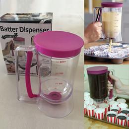 Wholesale Tools Baking Butter Cake - 2017 DIY Cake Tool Butter Dispenser Cupcake Pancake Butter Dispenser Baking Pastry Tools Mix Pastry Jug Baking WX-C05