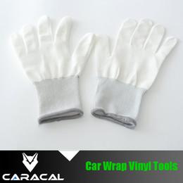Wholesale Window Tinting Tools Wholesale - Wholesale- Antislip Car Body Window Tinting Stickers Tools Gloves Vinyl Wrap Installation Gloves