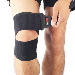 Wholesale Multifunctional Silicon - Wholesale- Mumian Fitness Silicon Multifunctional Bandage Knee Elbow Ankle Leg Protection For Basketball football