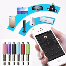 Wholesale Air Condition Remote Control - Wholesale-Universal IR Infrared Remote Control TV STB Air Condition For iPhone for Android