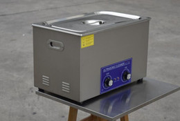 Wholesale Ultrasonic Heater - 30L Stainless Ultrasonic Cleaner with Heater & timer