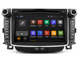 Wholesale Android Hyundai Elantra - Android 7.1 Car DVD Player for Hyundai Elantra Avante i30   Elantra GT with GPS Navigation Radio BT USB AUX WIFI Stereo