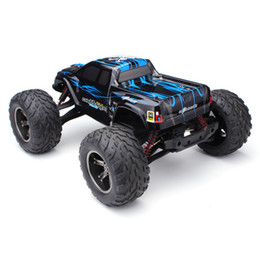 Wholesale Remote Fighter - Wholesale-Wholesale 9115 1 12 2.4GHz 2WD Brushed RC Remote Control Car Monster Truck RTR