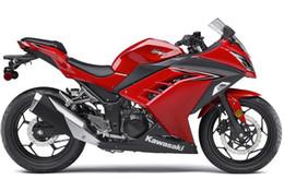 Wholesale Kawasaki Ninja Red Fairing Kits - New ABS Injection mold Fairing kits 100% fit For Kawasaki Ninja300 13 14 15 16 Ninja 300 EX300 2013 2014 2015 2016 nice Red black