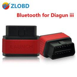 Wholesale Connector Diagun X431 - 100% Original Launch x431 diagun III bluetooth Top Selling launch Diagun 3 5C V V+ Pro  Pro3 bluetooth promotional price