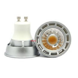 Wholesale Mr16 Lighting Angle - 7w led light bulb e27 gu10 mr16 led dimmable bulbs spotlights lamp 60 angle AC 110-240V  DC 12V