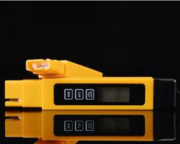 medidor ph ph digital gratuito Rebajas Por dhl / fedex 100 unids / lote 3 en 1 medidor de TDS acuario Probador de la Calidad del Agua de la Bebida Tipo de Pluma Medidor de temperatura EC Acidómetro