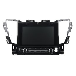 Wholesale Hot Wheels Radio - Hot sale 9inch HD Screen Android5.1 Car DVD player for Toyota Alphard with GPS,Steering Wheel Control,Bluetooth, Radio