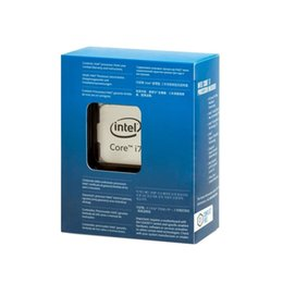 Escritorio de cuatro procesadores online-2017 Nuevo original para procesador Intel Core i7 7700K 4.20GHz / 8MB Cache / Quad Core / Socket LGA 1151 / Quad Core / Desktop I7-7700K CPU