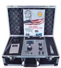 Oro de largo alcance online-EPX9900 Buscador de oro buscador de oro Long Range King Gold Detector de metal de cobre y estaño de plata EPX-9900 Treasure Hunters