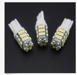 30pcs t10 blanc 42msd w5w 42smd voiture LED ampoules 194 168 intérieur naturel blanc RV traier lampe voiture lumière en gros ? partir de fabricateur
