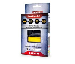 Wholesale Nissan Stocks - New Launch X431 Easydiag 2.0 For Android iOS 2 in 1 Auto Diagnostic-tool Launch EasyDiag Update by LAUNCH Website IN STOCK