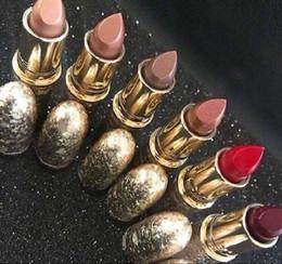 sexy dunkles make-up Rabatt Chili17 Schneeball Rouge und Schnee 6 Farben Lippenstift-Art- und Weisefrauen-Schönheits-Verfassungs-feuchtigkeitsspendender Lippenstift gute Qualität geben Verschiffen frei