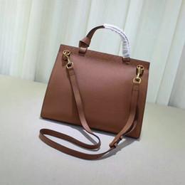 Wholesale Ladies Doctor Bag - 2017 new fashion handbags leather shoulder bag ladies Retro